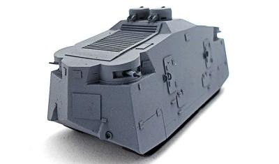 diecast tank Hedi