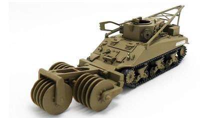 diecast tank TRV M32A1/T1E1