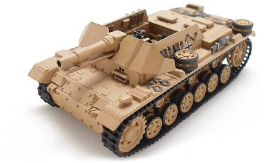 diecast tank 15cm SiG.33 Pz.Kpfw.III