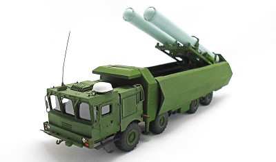 diecast military vehicle A-300 Bastion