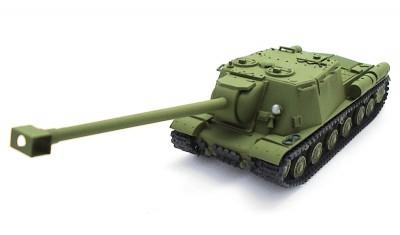 diecast tank ISU-130