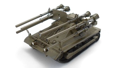 diecast gun M50A1 Ontos