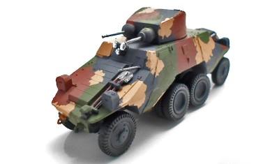готовая модель бронеавтомобиля ADGZ