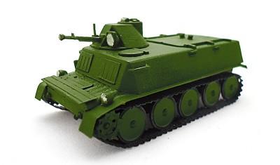 готовая модель танка ГТ-МУ