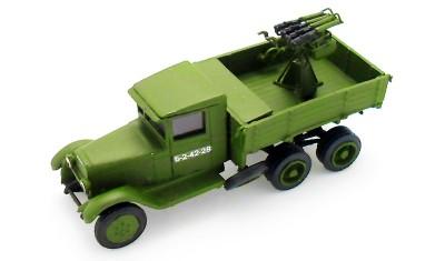 diecast truck ZIS-6/4M