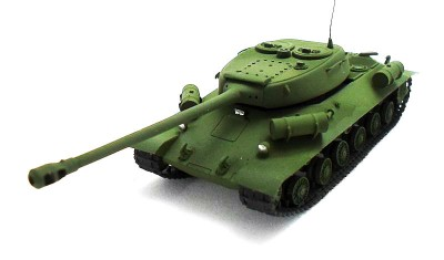 diecast tank IS-6 (Object 252)
