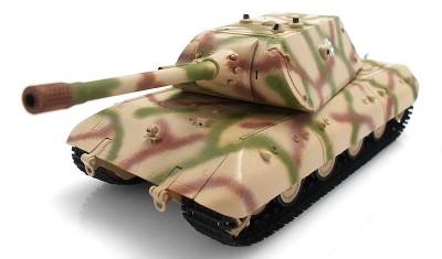 готовая модель танка E-100