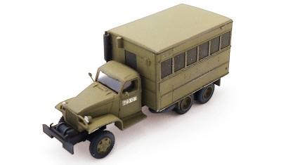 diecast truck M-16(US6)