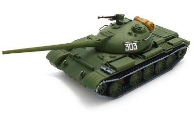 готовая модель танка Т-54-2