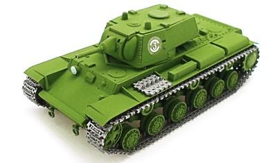 diecast tank KV-1 (1940)