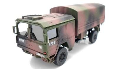 готовая модель грузовика MAN LKW 5t 4x4 truck