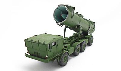 diecast military vehicle SPU35V Redut