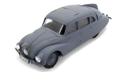готовая модель автомобиля Tatra T-87