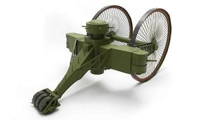diecast tank Lebedenko