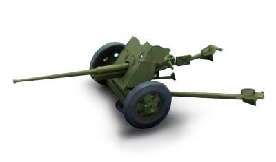 diecast gun 45mm M42 (1942)
