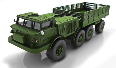 готовая модель грузовика ЗИЛ-135