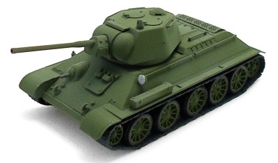 diecast tank T-34 (S-54)
