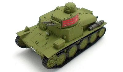 готовая модель танка Strv m37AH IVS