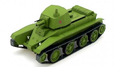 diecast tank D-38
