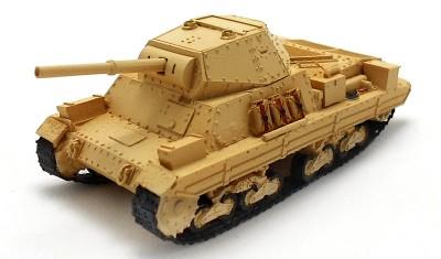 готовая модель танка FIAT P-40
