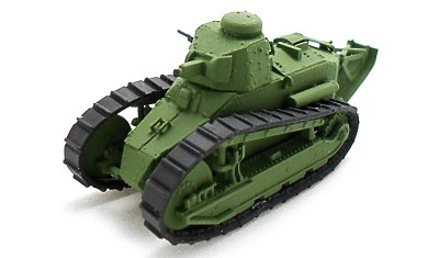 diecast tank Six-ton-M1917(early)