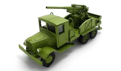 diecast truck ZSU-29K