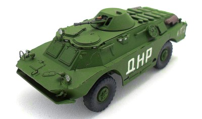 diecast military vehicle BRDM-2