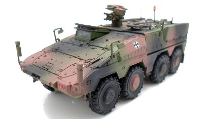 diecast military vehicle GTK Boxer