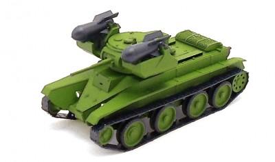 diecast tank RBT-5