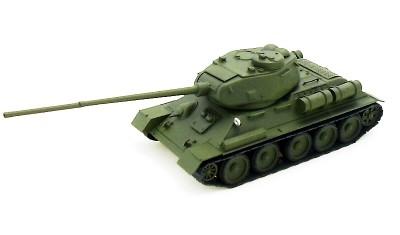 diecast tank T-34-85 (ZiS-1)