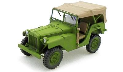 готовая модель автомобиля ГАЗ-64