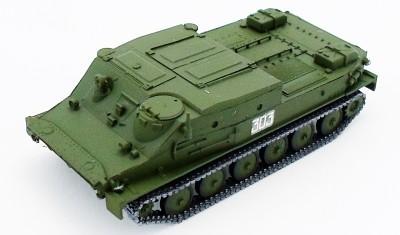 diecast tank BTR-50PK