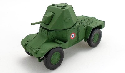 diecast military vehicle Panhard 178 mle.1940