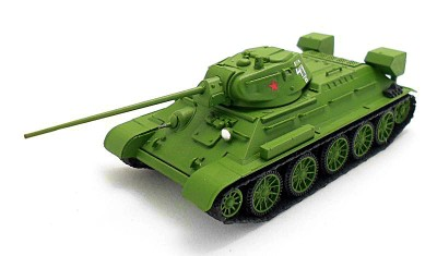 diecast tank T-34-57 (1941)