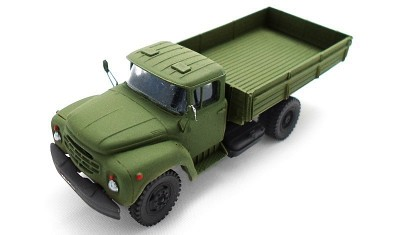 готовая модель автомобиля ЗИЛ-130