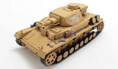 diecast tank Pz.Kpfw. IV Ausf. E