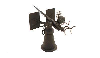 diecast gun Oerlikon 20mm Mark 4