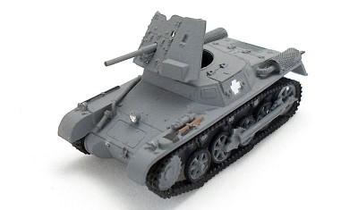 готовая модель танка Pz.Jag.I 3.7cm