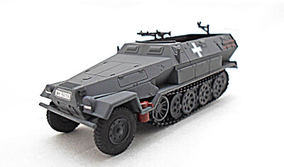 diecast military vehicle Sd.Kfz.251/1 Ausf.A