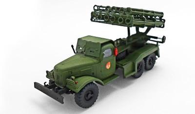 готовая модель грузовика PC30 BM24-12