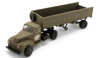 готовая модель грузовика Ford G8TA