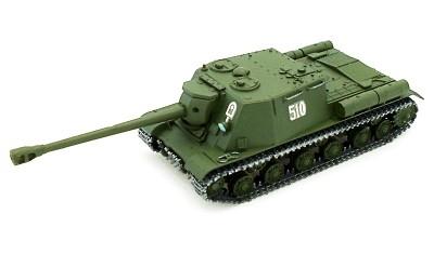 diecast tank ISU-122С