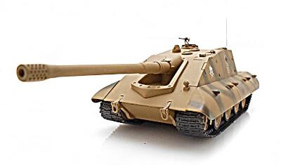 готовая модель танка E-100 Stug Gun