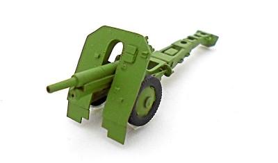 diecast gun Soviet gun 1938
