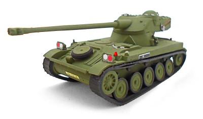готовая модель танка AMX13/105