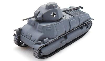 готовая модель танка Somua S35