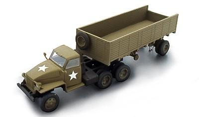 diecast truck Studebaker US6 mod.U6