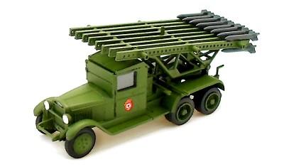 diecast truck M-13(ZIS-6)