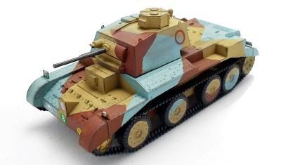 готовая модель танка A-13 MK-III
