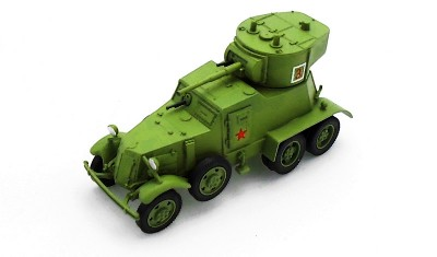 diecast military vehicle BA-6